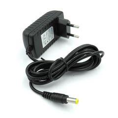 Alimentation chargeur 12V 1.25A embout 5.5/2.5mm (Transformateur adaptateur secteur)