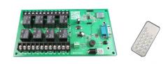 8 relais contrôlables par USB - Aviosys 8840