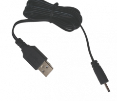 Câble d'alimentation par port USB 5V - Embout 2.35/0.7mm