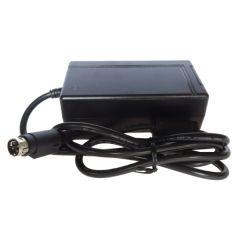 Alimentation chargeur 12V 3A et 5V 4.2A embout DIN à 4 broches (Transformateur adaptateur secteur)