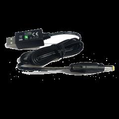 cable alimentation USB 9V