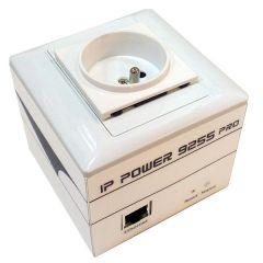 Prise commandée par internet (RJ45) Aviosys IP Power 9255 Pro (avec mesure consommation électrique et température)